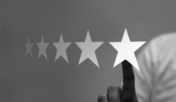 5 star reviews 1