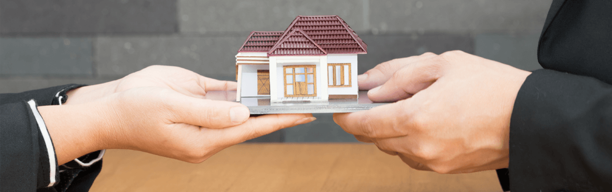 Specialist mortgage brokers holding property together