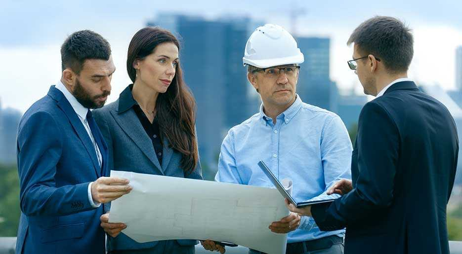 What makes a successful a property developer