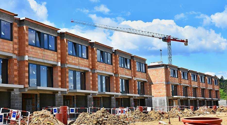 Development finance more housing